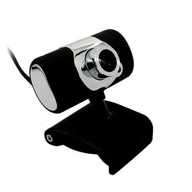 Webkamera s klipem - černá 1