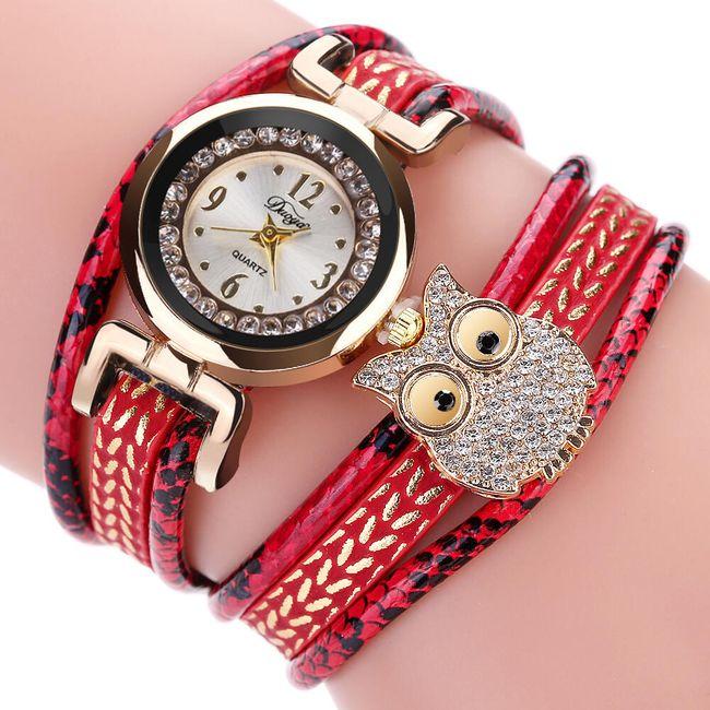 Náramkové hodinky - 6 barev 1