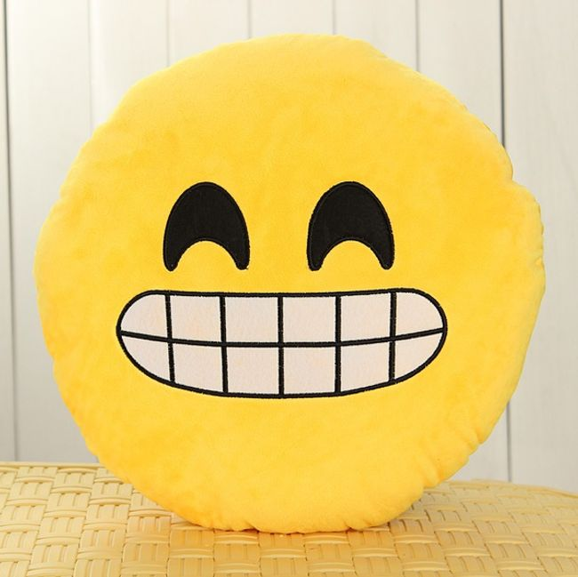 Blazina Smiley - varianta 6 grin 1