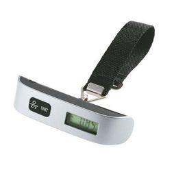 Přenosná digitální váha na zavazadla - 3 ks