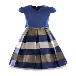 Elegantní dívčí šaty - 11 variant