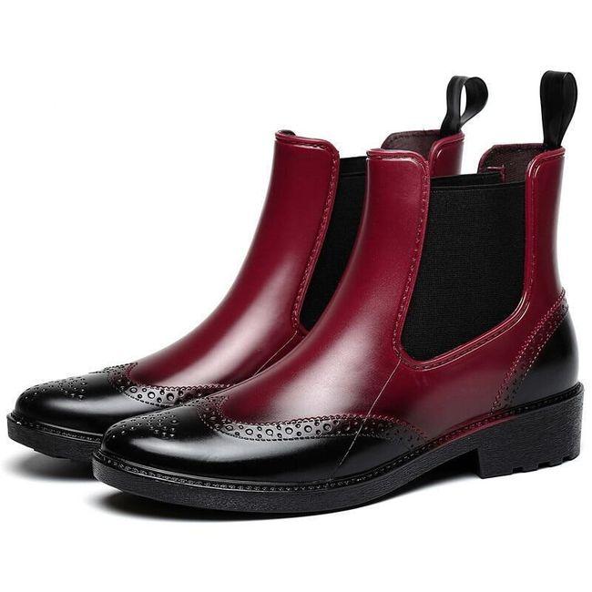 Bayan bot ayakkabı CHZJ5 1