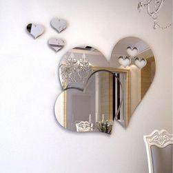 Зеркальная наклейка H58E