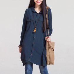 Hosszú női ing - 3 szín
