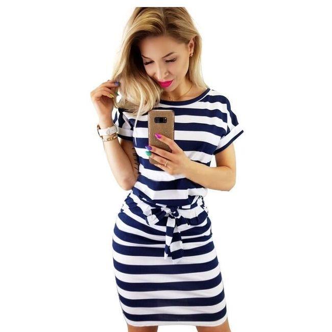 Damska mini sukienka Vignetta 1