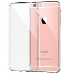 Etui na iPhone 5 5s SE/iPhone 6 6s/6 plus - przezroczyste