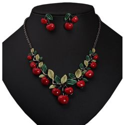 Mücevher seti Cherry