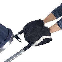 Зимни водоустойчиви ръкавици за детската количка