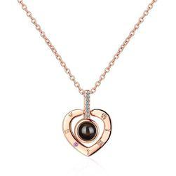 Женское ожерелье UP212