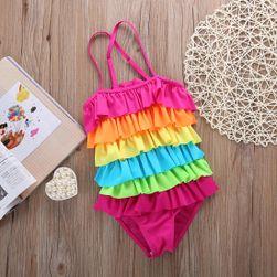 Ženski kupaći kostim jedinstvenog dizajna - 4 veličine