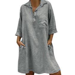 Ženska košulja-haljina Milla