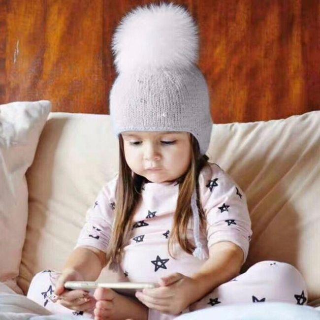 Dziecięca czapka DC5689 1