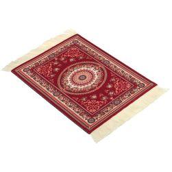 Egérpad perzsa szőnyeg formájában