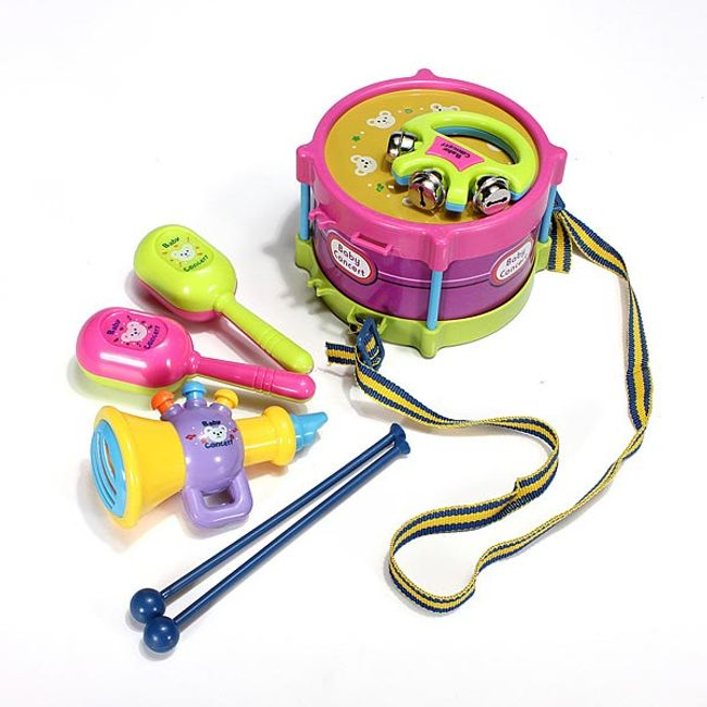 Otroški glasbeni inštrumenti 1