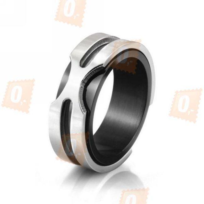 Pánský prsten - 2 barvy 1
