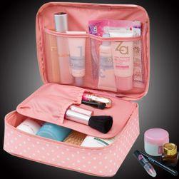 Újracsukható kozmetikai táska