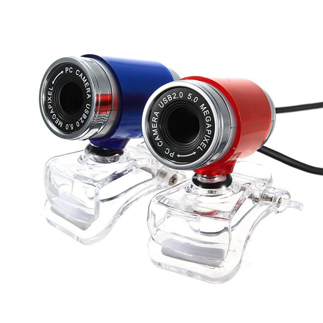 Webkamera s klipem - 2 barvy 1