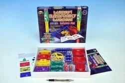Tajomstvo elektroniky - Rádio 80 experimentov na batérie v krabici 30x24,5x3,5cm od 6 rokov RM_23285956