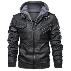 Férfi kabát Kase Černá - XXL