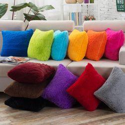 Plišana navlaka za jastuk - 45 x 45 cm