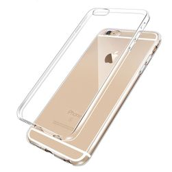 Ultra tenký kryt na telefon - iPhone 5, 5S, SE, 6, 6S, 6P, 7, 7 Plus