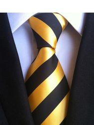 Cravată elegantă clasică - 20 variante