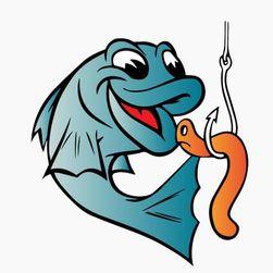 Стикер за рибари