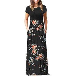 Rochie de damă Sharlota Negru - mărime 7