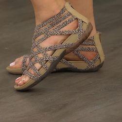 Dámske sandále, letné topánky 2021  Molena