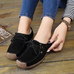 Dámské boty DB1 - Černá 4.5