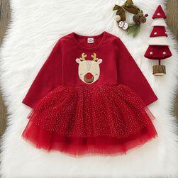 Božićna dečija haljina ER2