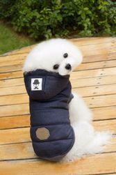 Зимняя куртка для собаки