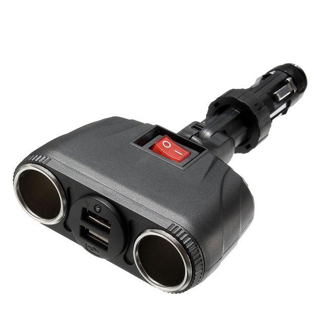 Adaptér do zapalování - dual 1