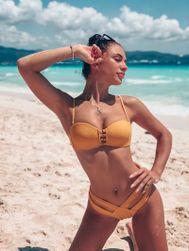 Ženski dvodelni kupaći Saviolla