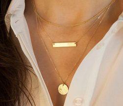 Ženska ogrlica WB151