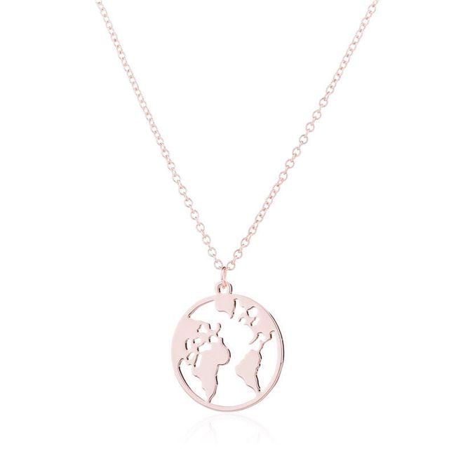 Dámský náhrdelník B1 1