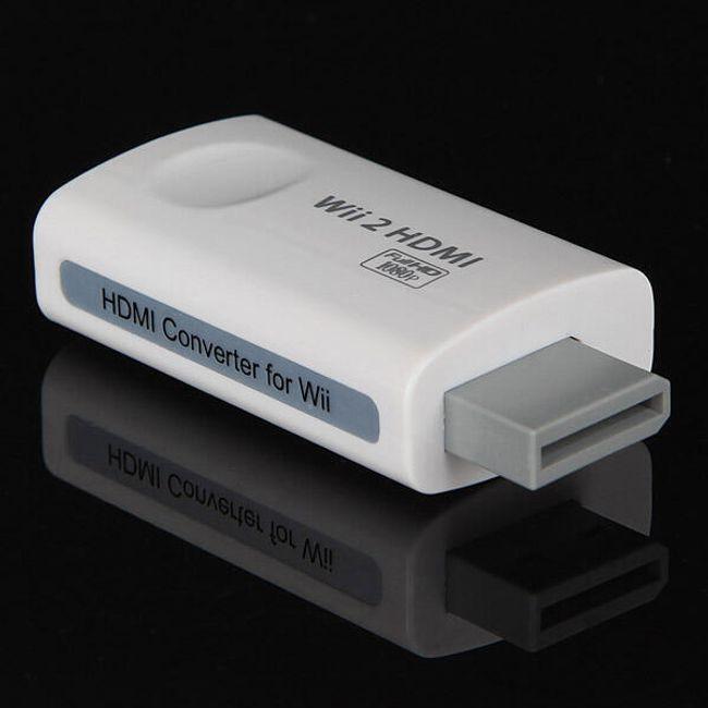 HDMI reduktor za Nintendo Wii 1