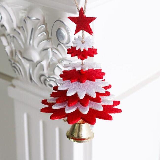 Vánoční dekorace CH51 1