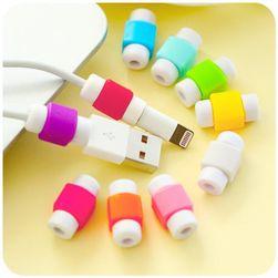 Ochrana na kabel pro iPhone - 10 kusů