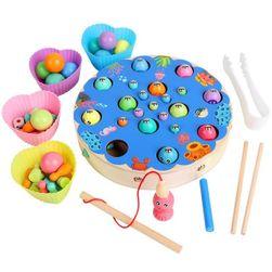 Деревянная развивающая игрушка DVH45
