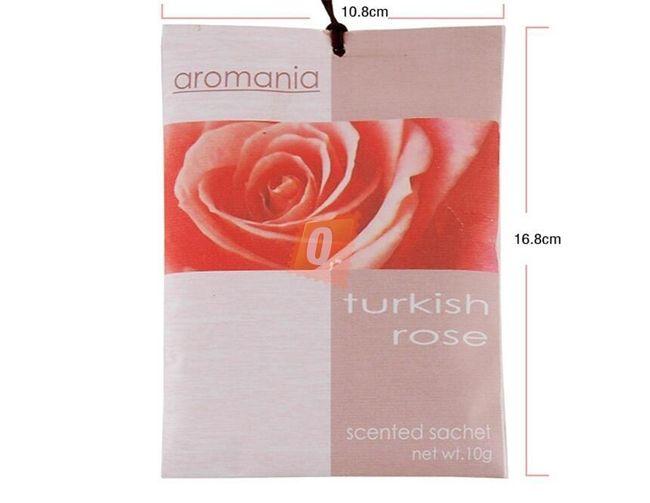 Osvěžovač vzduchu - růže 1