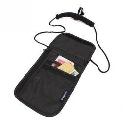 Podróżny portfel na szyję - 2 kolory