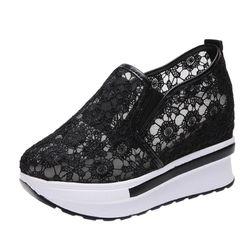 Dámské boty na klínu Brielle