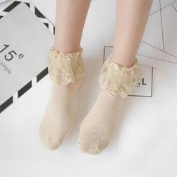 Fodros zokni a lányok számára