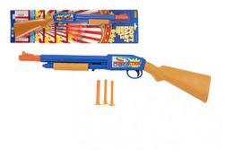 Pisztoly / Shotgun műanyag 3 kör a tapadókorongokhoz 48 cm a kártyán RM_00850413