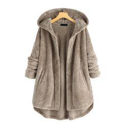 Ženski pulover s kapuco Tiffany