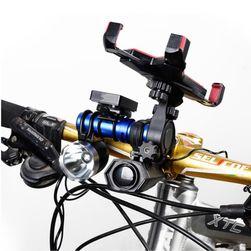 Универсален държач за телефон за велосипед