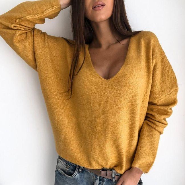 Damski sweter TF9267 1