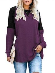 Женска тениска с дълъг ръкав BF5