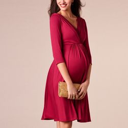 Дамска рокля за бременни Ceara